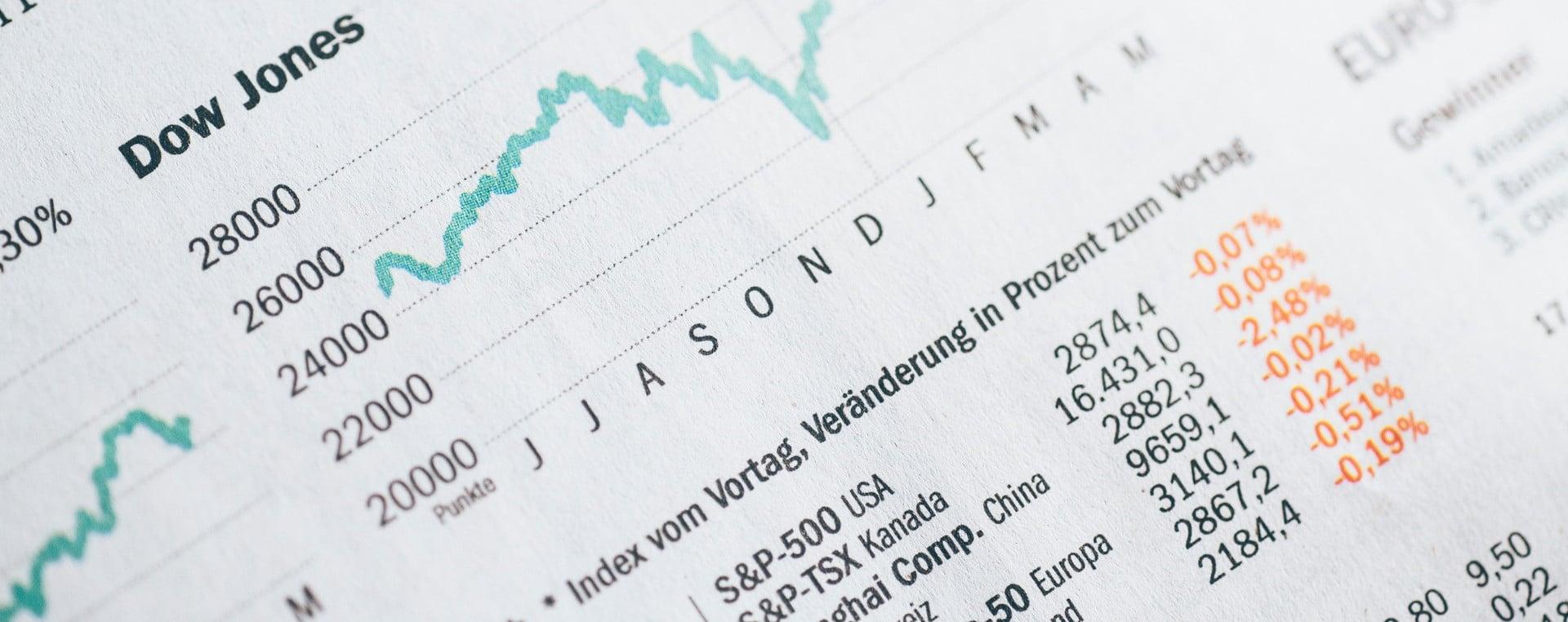 השקעה במניות בבורסה